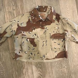 Jackets & Blazers - Customized army jacket